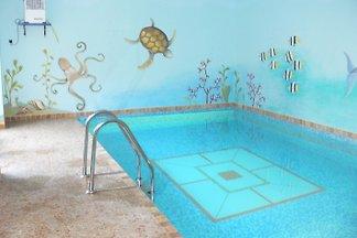 Casa 3 con piscina Miedzyzdroje