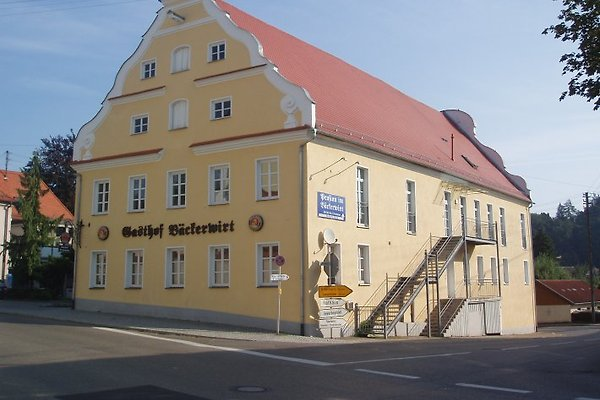 Bäckerwirt-Wohnen und Schlafen in Welden Augsburg - immagine 1