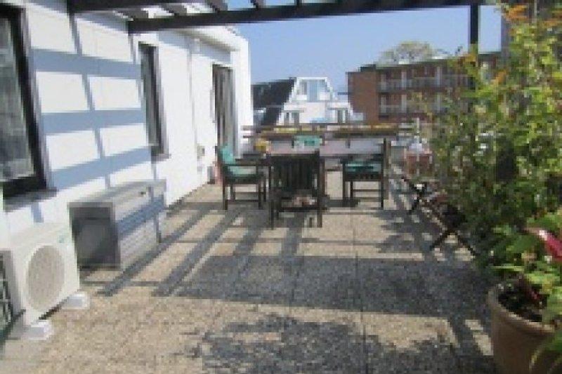 Seeblick-Dachterrasse