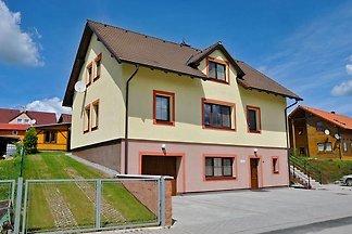 Frymburk Villa