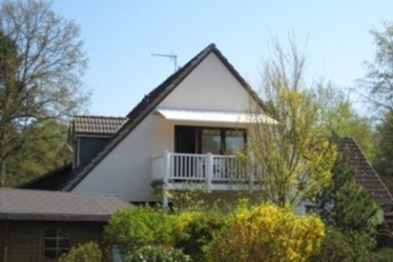 Aussenansicht unserer gemütlichen Ferienwohnung BINNEN in Sierksdorf