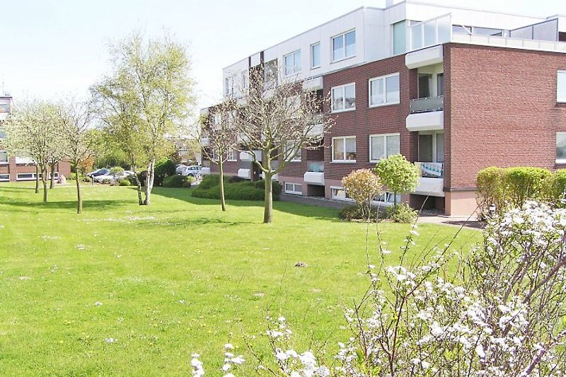 Ihr Urlaubsquartier und die idyllische Gartenanlage