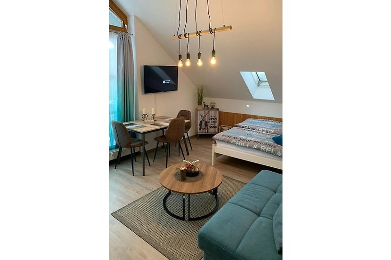 1 Zimmer Studio