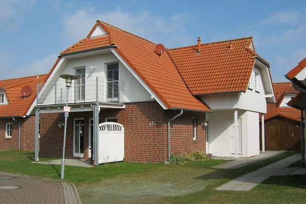 Ferienhaus-Nordseelagune à Burhave - Image 1