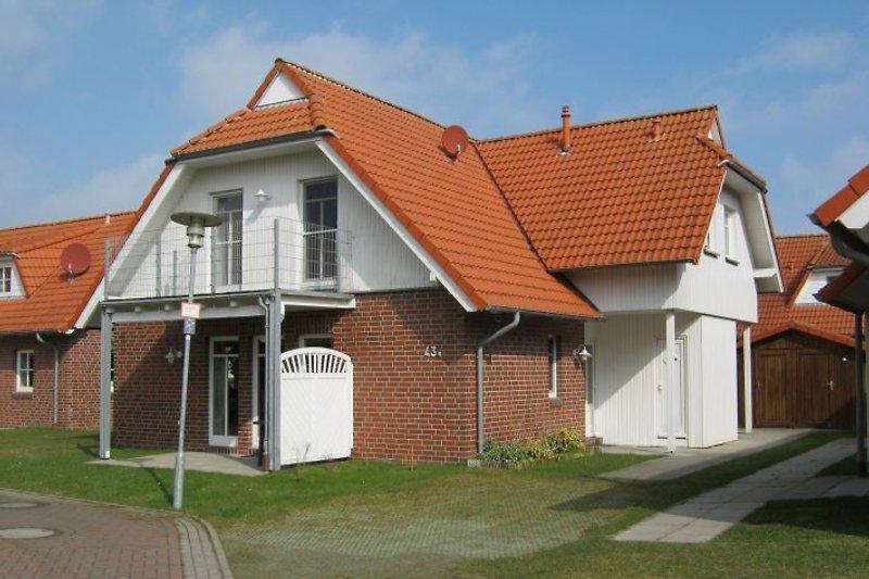 Ferienhaus-Nordseelagune in Burhave - Bild 2
