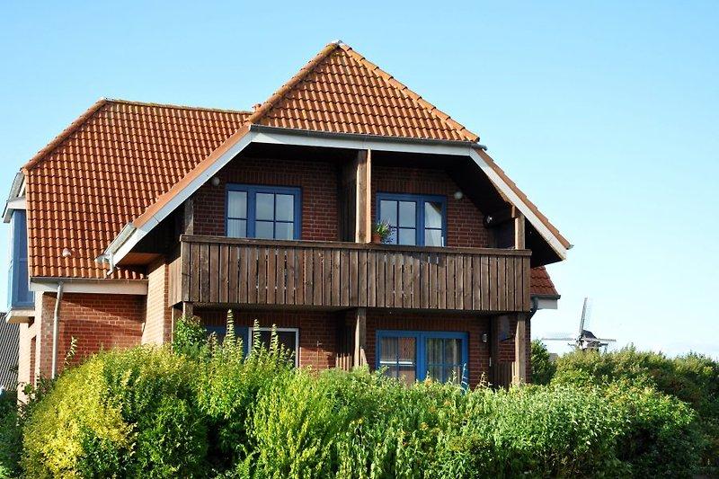 Ferienwohnung Kiter nur 50 Meter zur Ostsee