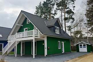 Ferienhaus Stieglitz - FeWo Blick