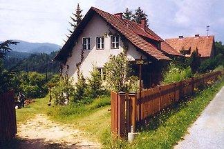 Haus am Dorfrand, Südhang, Garten