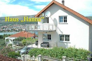 Maison Hanna 2ème étage vue sur la mer