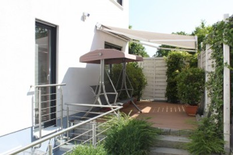 Zugang / Terrasse