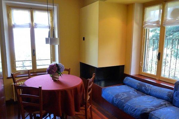 Appartement Lido avec piscine et vue sur le lac à Orta San Giulio - Image 1