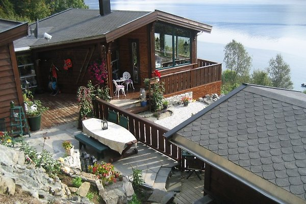 Casa de vacaciones en Vevring -  1