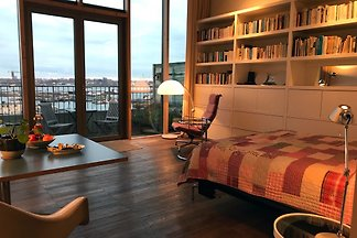 Amsterdam studio with amazing view!