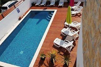 FeWo´s mit Pool und Strandnähe-3min