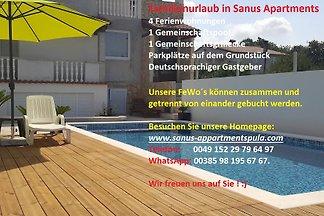 Appartements avec piscine
