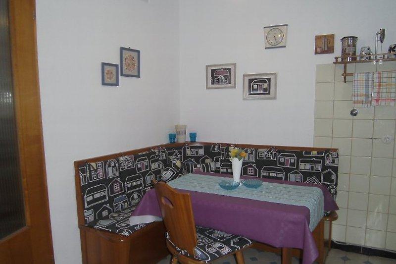 Küche Teilansicht Villa Mayer
