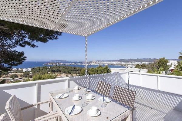 Ibiza Ferienhaus - Ibiza Vista à Talamanca - Image 1
