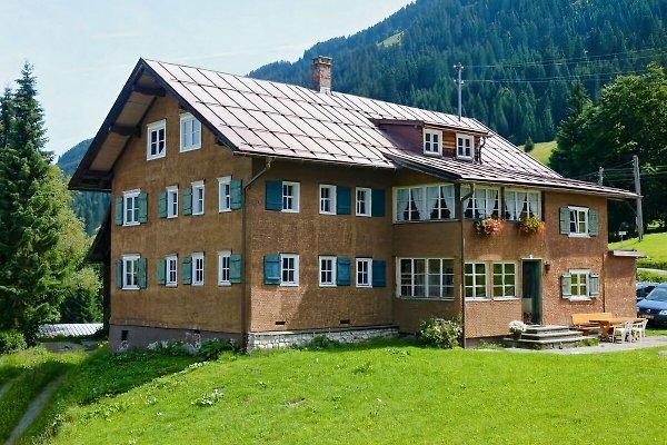 Gästehaus Moosbrugger en Mittelberg - imágen 1