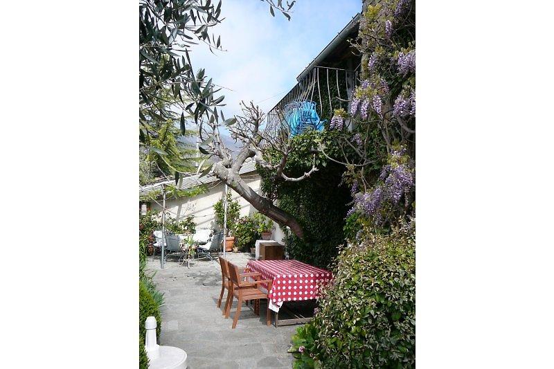 Terrasse u. Veranda