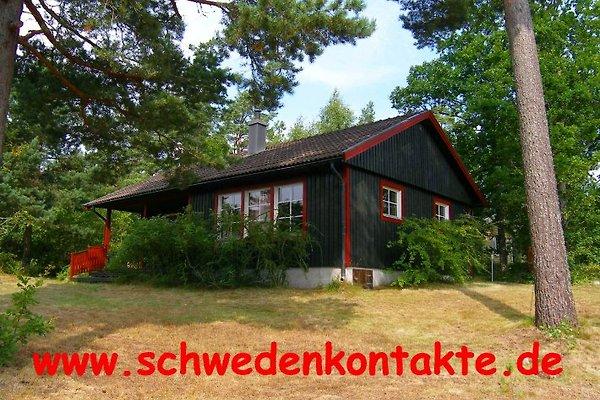 Haus Bergtroll à Figeholm - Image 1