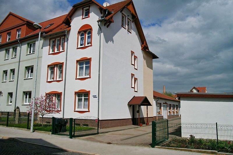 Ferienwohnung Am Hellgrevenhof - Ferienwohnung Eisenach