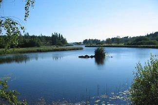 Ferienhaus am Zandersee in Schweden