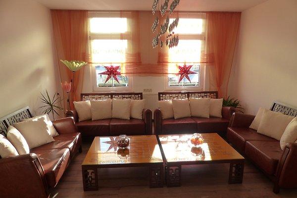 gr ne galerie in halberstadt holiday flat in halberstadt. Black Bedroom Furniture Sets. Home Design Ideas