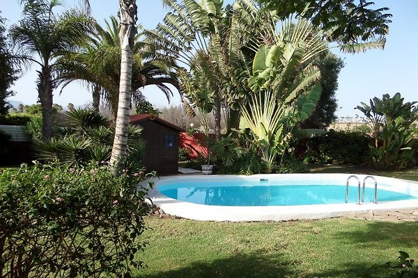 Villa Tropical Garden in Maspalomas - Bild 1