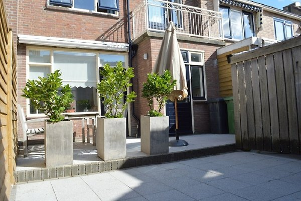Sommerhaus Emmastraat en Katwijk -  1