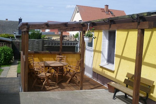 Apartament Ferienwohnung Weu  w Ribnitz-Damgarten - zdjęcie 1