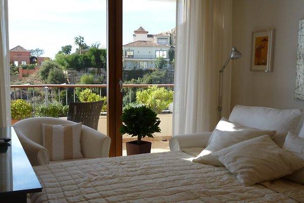 5 luxus apartment bellavista ferienwohnung in marbella. Black Bedroom Furniture Sets. Home Design Ideas