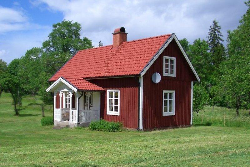 Das Landhaus in Südschweden