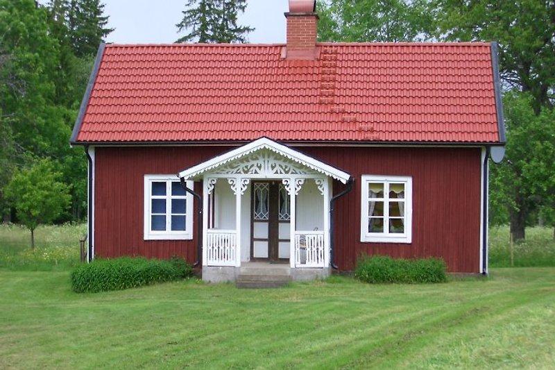Das Landhaus - alt und modern...