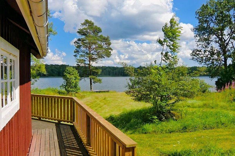 Haus Seeblick direkt am See