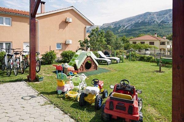 Apartmani Anita in Baska - Bild 1