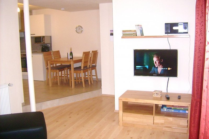 fewo auf dem osterdeich ferienwohnung in nordstrand mieten. Black Bedroom Furniture Sets. Home Design Ideas