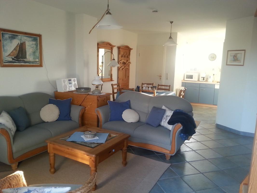 haus groede ferienhaus in nordstrand mieten. Black Bedroom Furniture Sets. Home Design Ideas