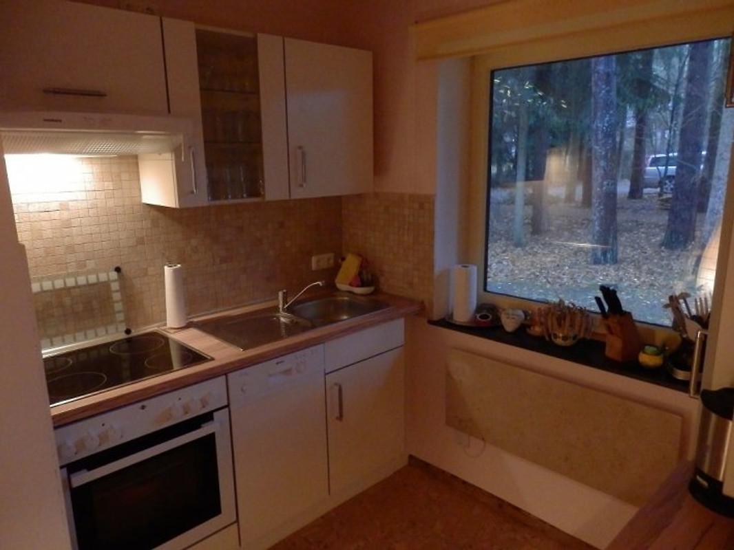 haus am see mit aussen whirlpool ferienhaus in neub u am see mieten. Black Bedroom Furniture Sets. Home Design Ideas