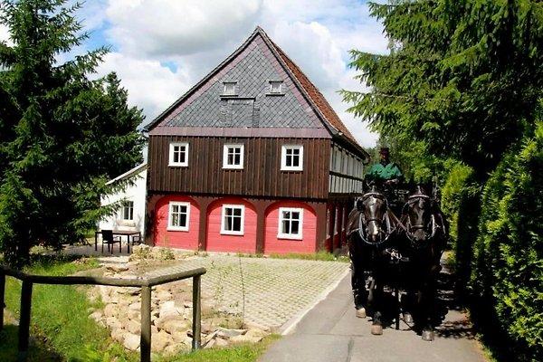 Ferienhaus Gebirgshäusl à Jonsdorf - Image 1