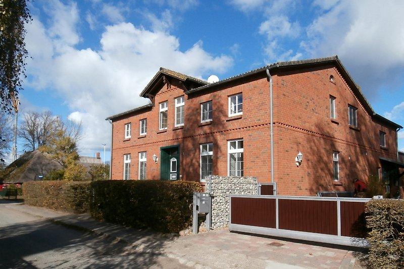 Kapitänshaus Etzien in Ostseebad Wustrow