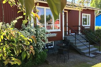 Idyllisches Ferienhaus, See 900m