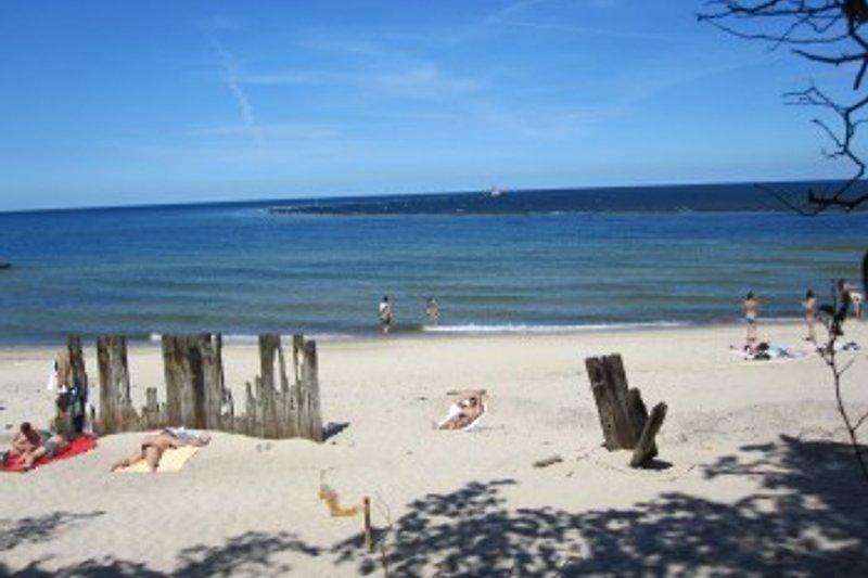 Strand von Sianożęty
