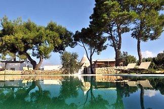 Trullo Amore Mio: Trulli mit Pool