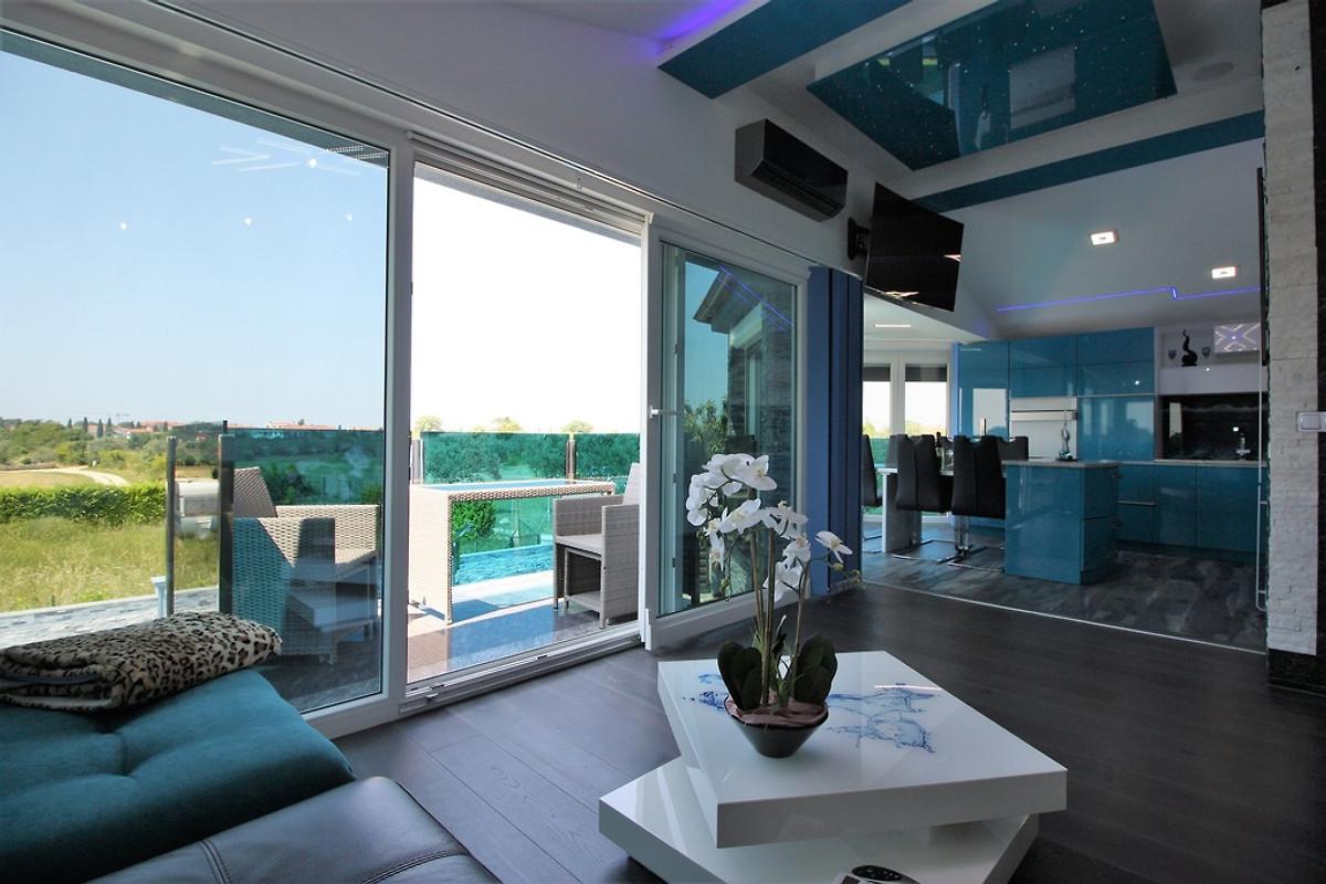 Villa Blu - Ferienhaus in Fažana mieten