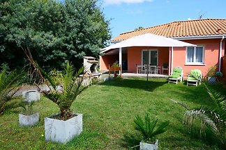 Holiday home relaxing holiday Vieux Boucau