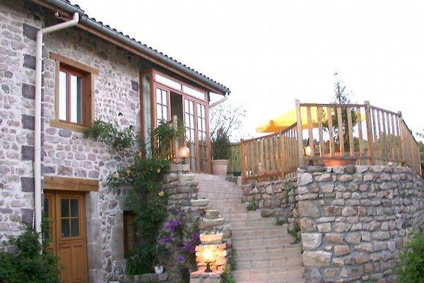 Cottage Au Bout du Monde à Chaspinhac - Image 1