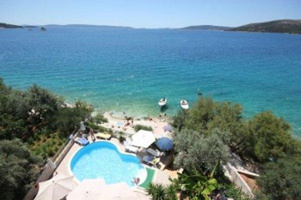 Ferienwohnung Tip4+1 in Trogir - Bild 1