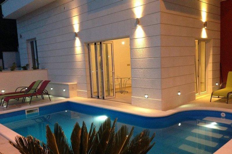 Villa Divina Pool