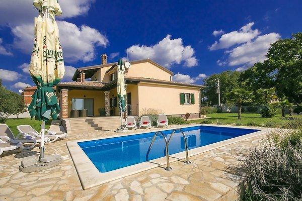 Villa Pianta en Sveti Lovreč - imágen 1
