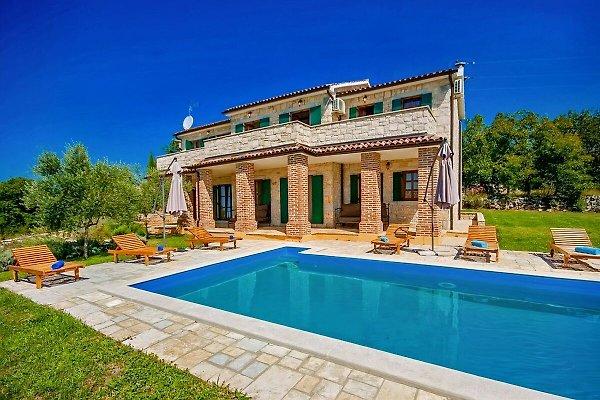Villa Mila en Visnjan -  1